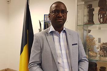 Mr Henry Ngilazi, Charge D'affaires