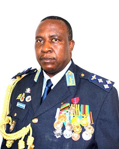 Brigadier General Samson Simwanda